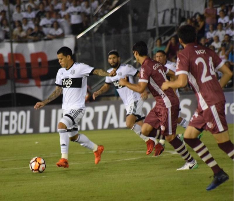 (Vivo) Final: Olimpia 2 Montevideo Wanderers 0, y los bohemios quedaron afuera de la Libertadores