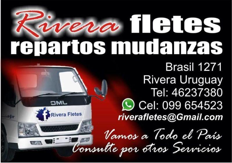 Rivera fletes y mudanzas a todo el país