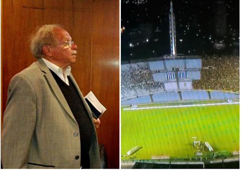 """(Audio) Ariel Giorgi: """"Para mí el fin de la Copa Uruguay, será para llenar fechas y para facturar televisión"""""""