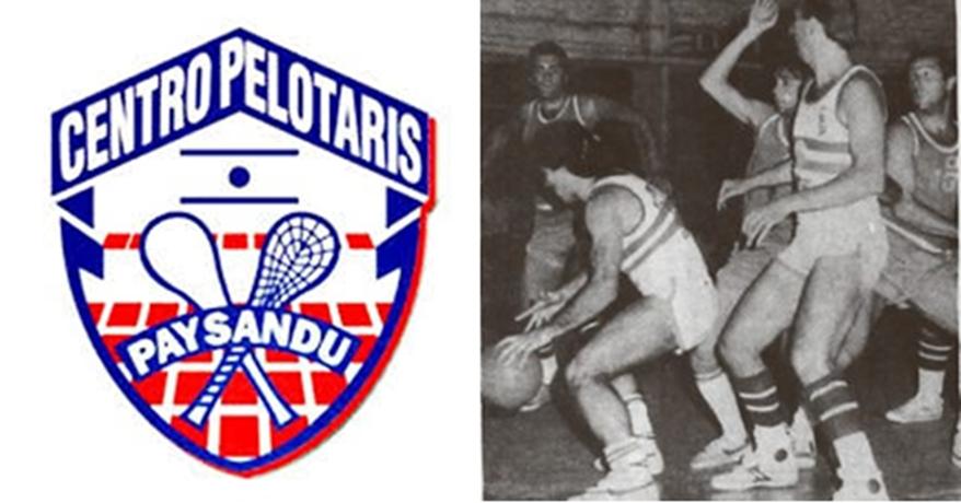 El día que Centro Pelotaris ganó el Litoral de Clubes de 1985, de básquetbol