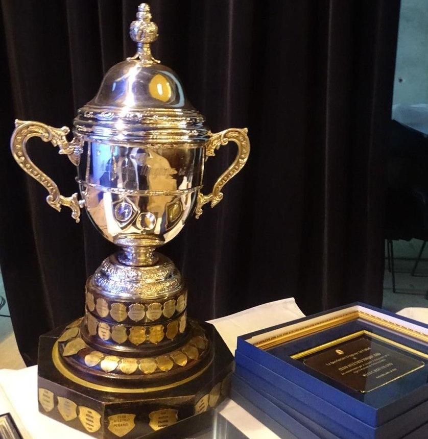 El Teatro Sociedad Unión de San Carlos, fue escenario del sorteo del Campeonato Uruguayo 2018