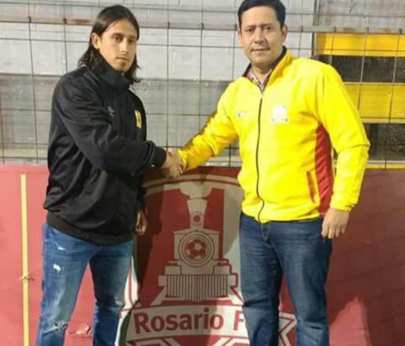 Algo es algo: El riverense Enzo Scorza se fue con destino a Guatemala y no guatepeor