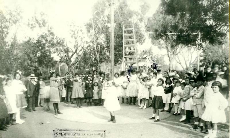 En 1830 se da la primera manifestación del deporte en Uruguay