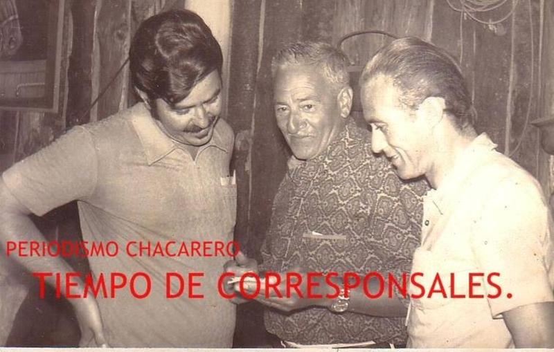 Tiempo de corresponsales en el interior de Uruguay. Con El País de Julio Bacelo