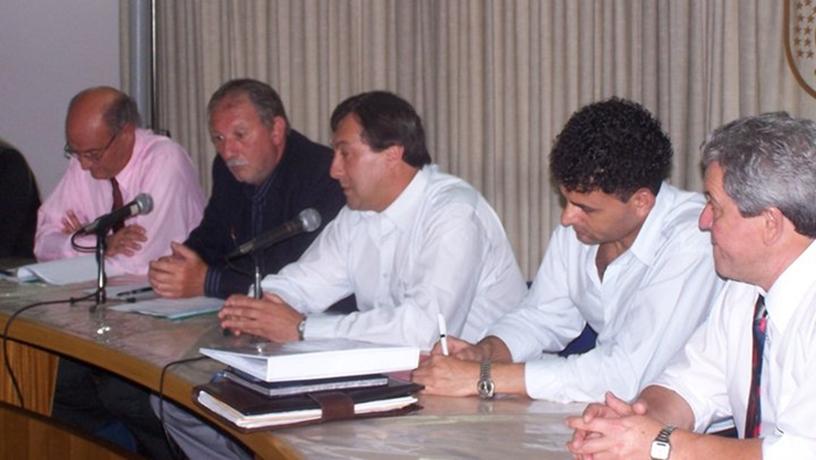 En 2007: Río Negro casi deja el Litoral para jugar en el Sur, porque hubo un desorden total en la Confederación