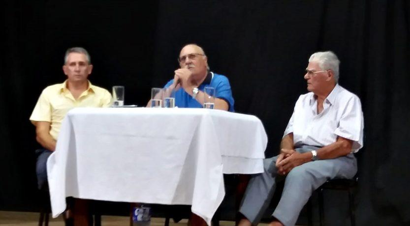 (Audios) Imposible de igualar: La Blanca y Damico, en un libro para el recuerdo… se presentó en Casa de la Cultura de Paysandú