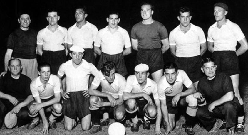 A 76 años de la Copa América ganada por Uruguay en Montevideo