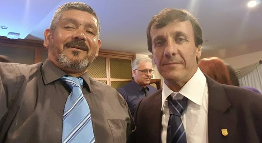 Acusaciones desde Maldonado, hizo que el sindicato AIAF, y el presidente de la OFI, rechazaran los dichos, y este último intimó a los fernandinos, amenazando con retirarlos del torneo
