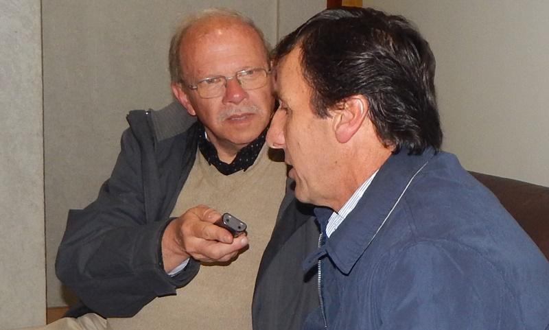 """(Audios) Ariel Giorgi, se puso las pilas:""""Se fue muy mal de Cerrito Fredy Varela, y llega a El Tanque, y nunca fue hincha ni socio y llega de la mano de uno de los fundadores… y allí está el tema"""""""