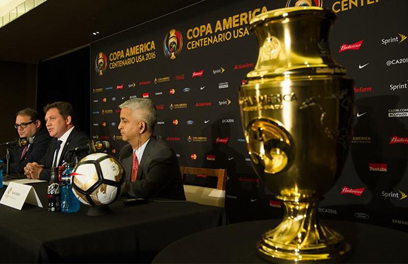 La Conmebol hace el llamado a licitación de la Copa América
