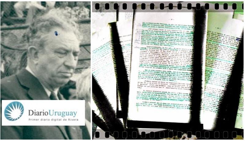 El sueño hecho papel del profesor Carlos W. Cigliuti, por culpa de la ejercida presión de la AUF