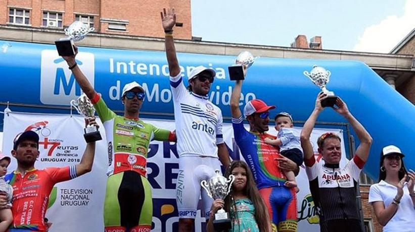 Matías Presa de punta a punta ganó Rutas de América 2018