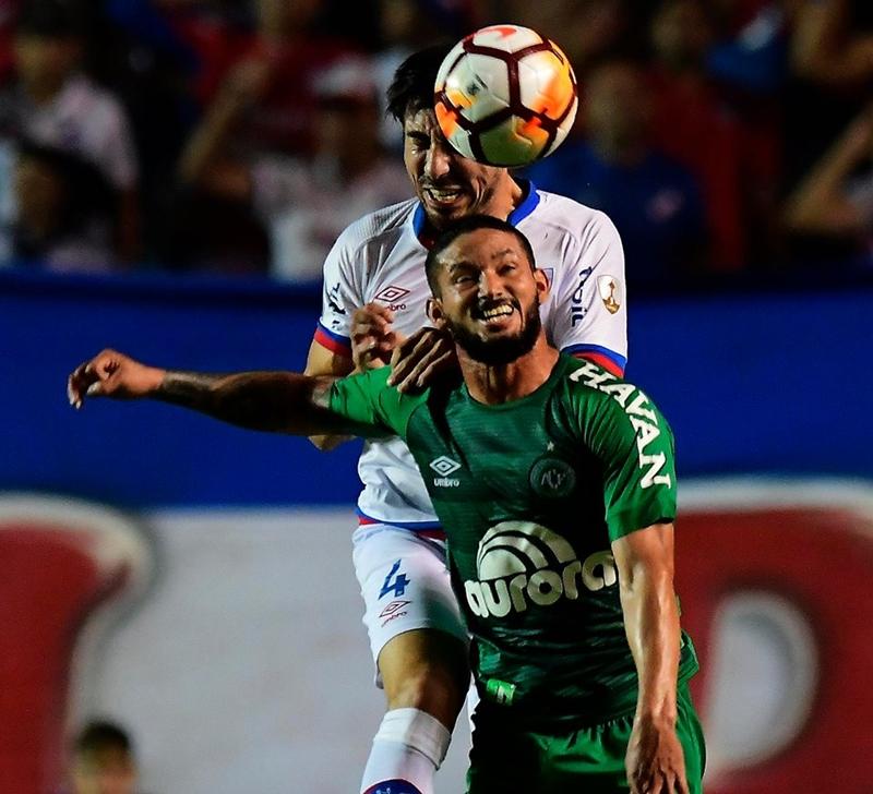 Buen debut tricolor en la Libertadores, ganando en Brasil 1-0