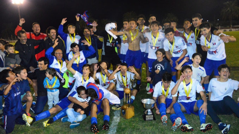 La selección Sub 17 de Paysandú se coronó campeón de la Copa de Selecciones de la OFI