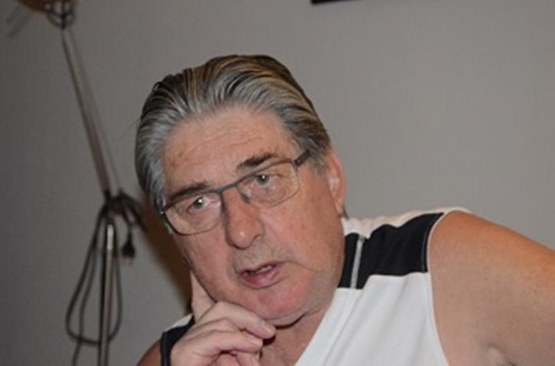 Un grande de Paysandú, Carlos Colzada:»Hacía 10 años que no iba, en 15 años habré ido dos veces al fútbol. Cuando dejé fue porque me saturó el fútbol, no quería saber nada»