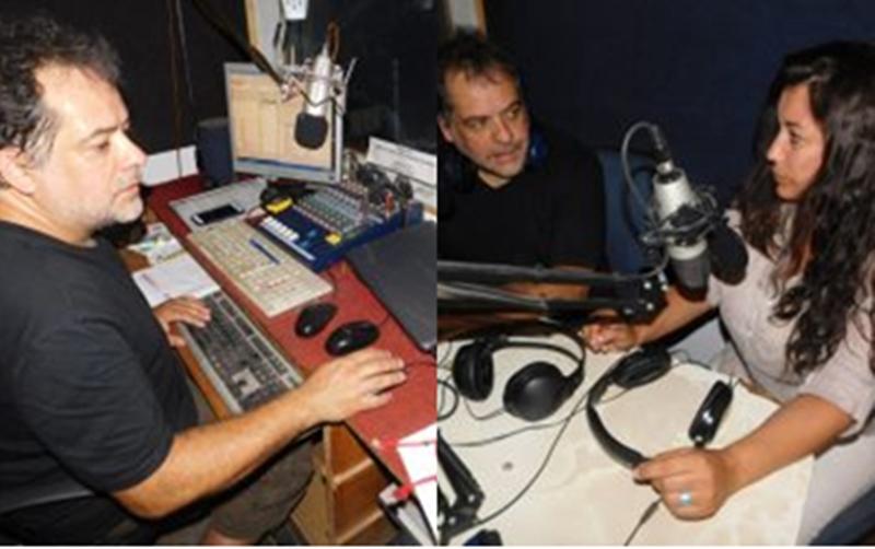 Desde el balneario Salinas, La Caverna FM: Una radio que crece día a día