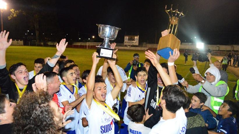 La blanquita Sub 17 llegó al título de campeón de selecciones de la OFI