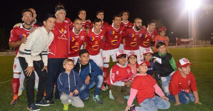 El eterno campeón de la Copa OFI: Durazno 2 Lavalleja 2, y los rojos del Yí heredan el reino de los campeones