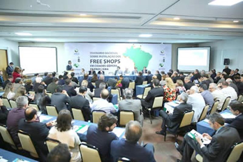 Muy pronto 32 ciudades de Brasil de frontera tendrán los nuevos Free Shops