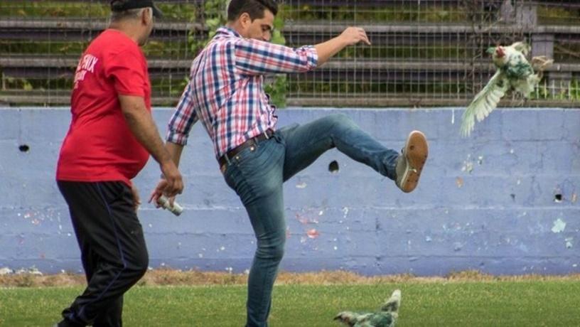 El fútbol uruguayo anda a las patadas: el gerente deportivo de Fénix hizo culto a tal barbaridad