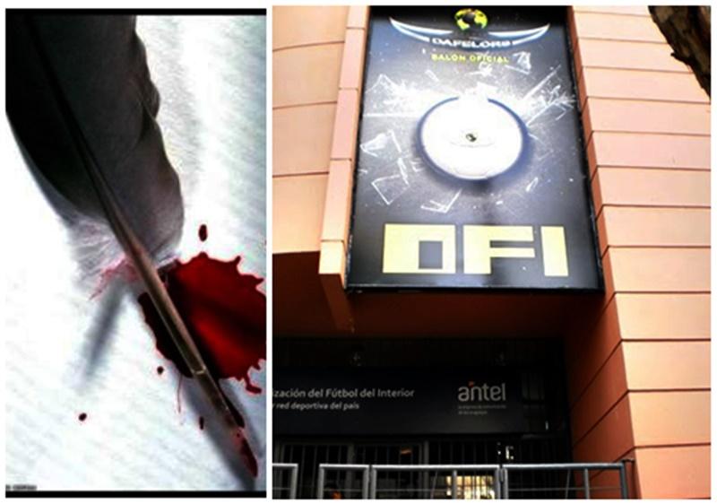 Las grandes revelaciones del Fiscal Andrade, en Acta de la OFI, escrita casi con sangre