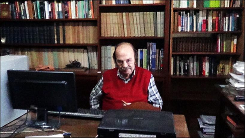 Esperan frenar el remate increíble de la biblioteca personal del escritor Tomás de Mattos