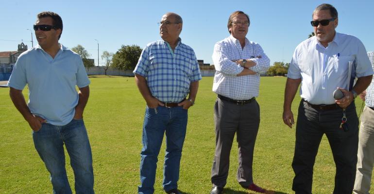 El Intendente Falero reveló en San José, que el acuerdo con Torque FC significará un arrendamiento del estadio, entre mil 56 y mil 400 dólares mensuales para sus arcas
