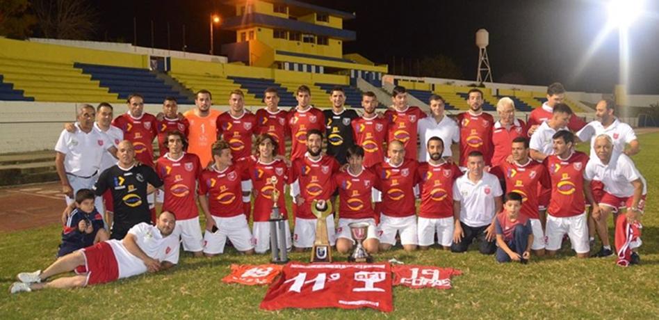 Se conoce el rival del campeón de la OFI, Durazno, y el primer partido será el 29 en Paraguay, por la Copa San Isidro de Curuguaty