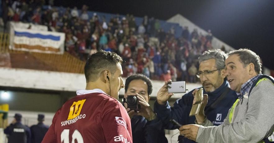 """Por más """"Minas"""" que hubo el Durazno 2018 llegó a la meta y fue campeón de la OFI"""
