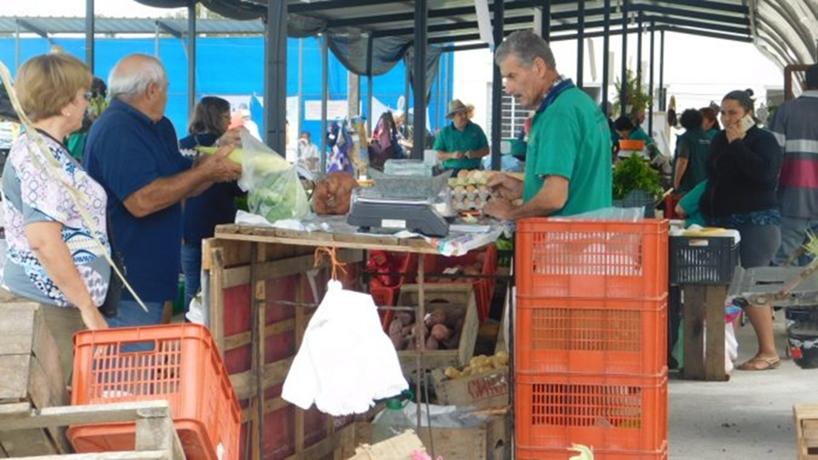 En Estación Atlántida se unen el campo y la ciudad, en un circuito de agro y turismo denominado Mercado de Cercanía