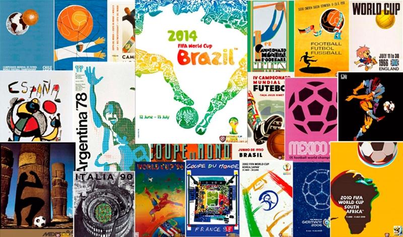 Todos los Mundiales de Fútbol en el banco de datos de Diario Uruguay