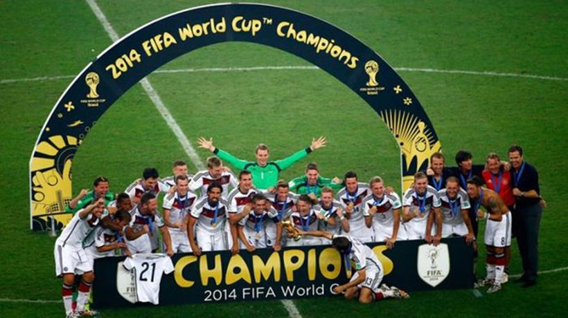 El saber de Mundiales de fútbol