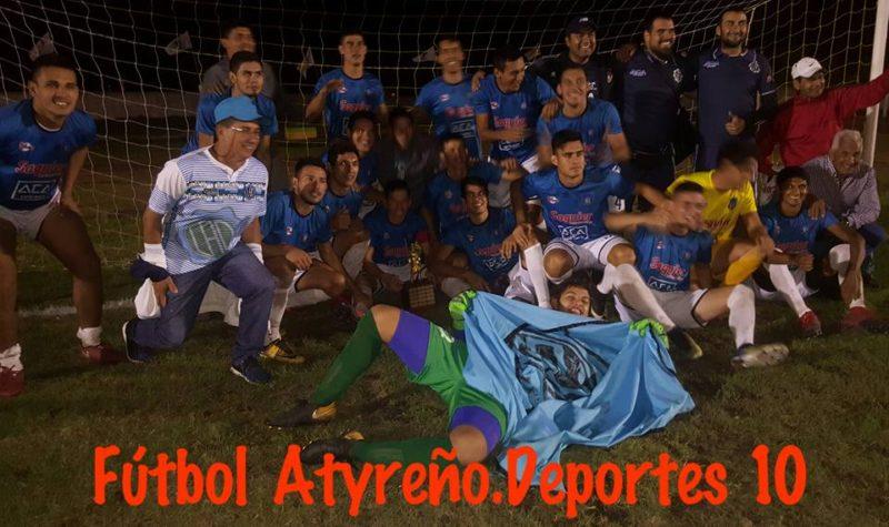 Vergonzosa definición de la legendaria Copa San Isidro de Curuguaty se produjo en Durazno, ante la mirada del intendente Vidalín y el presidente de la OFI