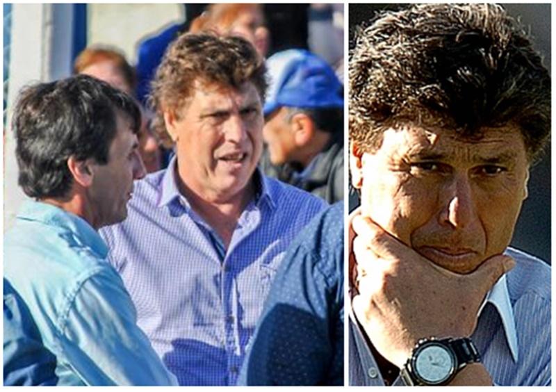 En Sarandí del Yí, Juan Ramón Carrasco le confió al presidente de la OFI… «Tengo la aspiración de volver a dirigir a Uruguay»