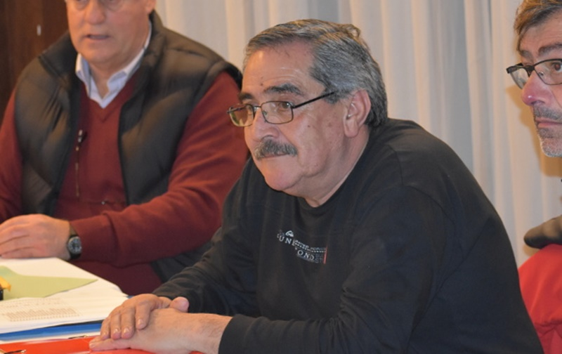 (Audio) El presidente de la OFI encontró al piojo. El ex tesorero Julio García Bedat vuelve a asomar para rematar:»No sabe leer un balance o es un malintencionado»