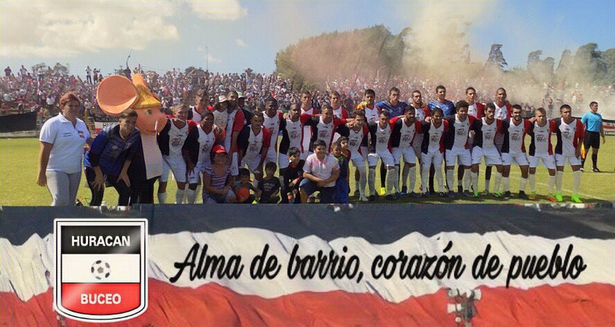 El colmo de los colmos en el fútbol uruguayo: los jugadores de Huracán Buceo emitieron un comunicado donde solicitan ayuda a otros futbolistas profesionales