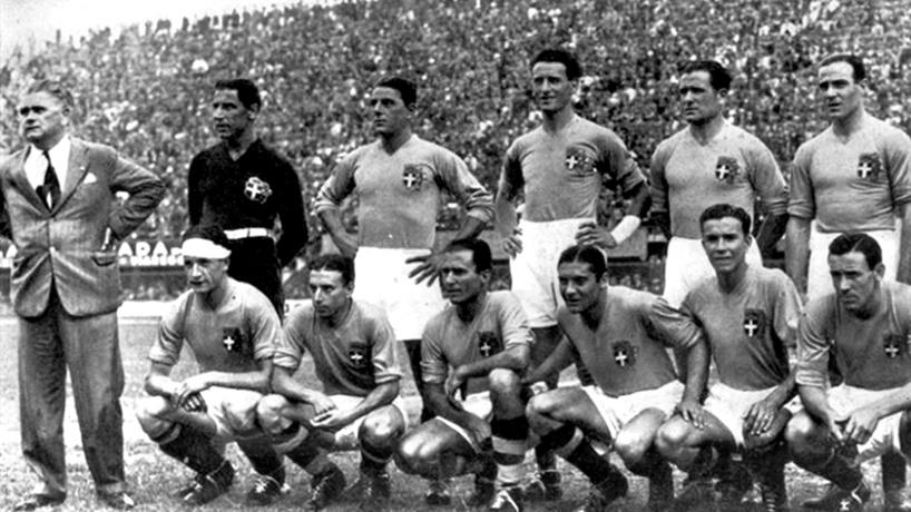 Cuando Il Duce logró su propósito: Italia campeón del mundo