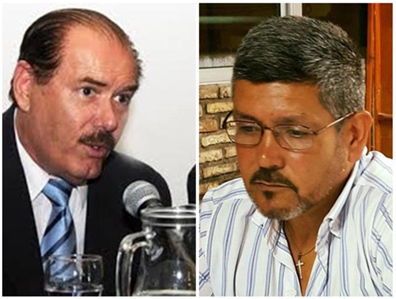 """El día que Walter Brajús fue sancionado por OFI, y el presidente Nelder Márquez amenazó:""""Los que se han portado mal, sé como son, en el mundo siempre nos encontramos"""""""