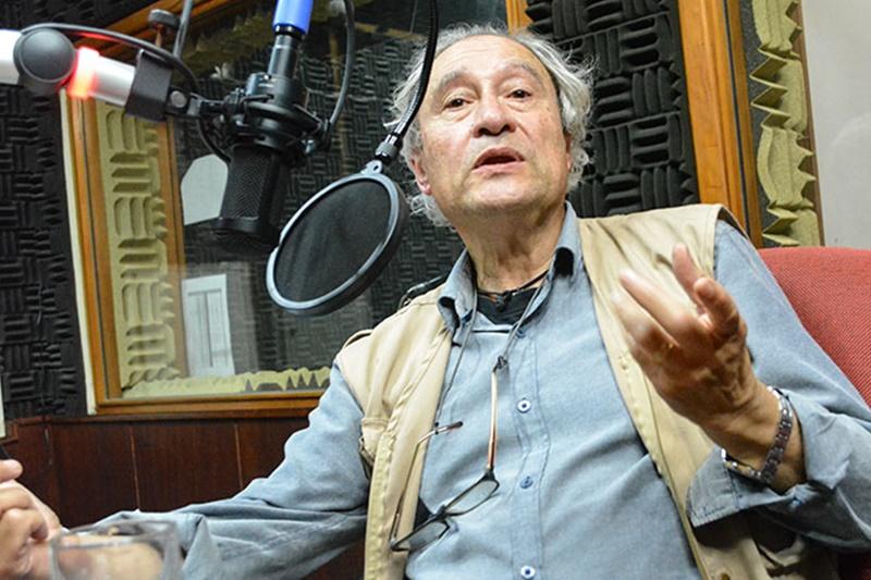 En el «Mes de la Afrodescendencia» en Salto, hubo tarde de gala con el investigador Rodolfo Porley y el lanzamiento de su último libro:«Salsipuedes, Memorias únicas desde el monte profundo»