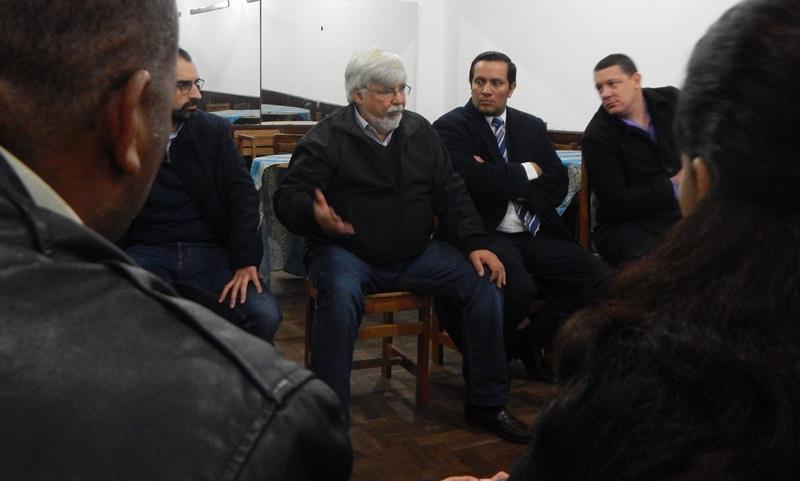 Rivera quedó con el ojo en la mira del Ministro del Interior, Eduardo Bonomi