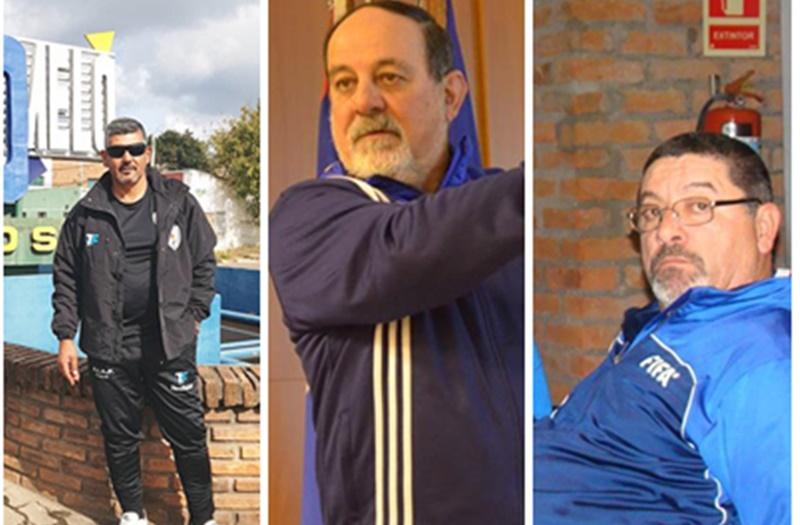 Los tres mosqueteros del arbitraje de la OFI, que han convertido a San José en la capital del poder paralelo de la OFI