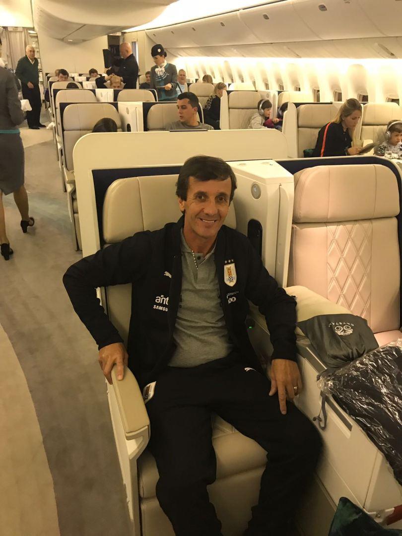 ¿Cómo hace Gustavo Bares, presidente de la OFI, y Director de Paseos Públicos de San José, llevar adelante su función municipal desde el Mundial de Rusia 2018?