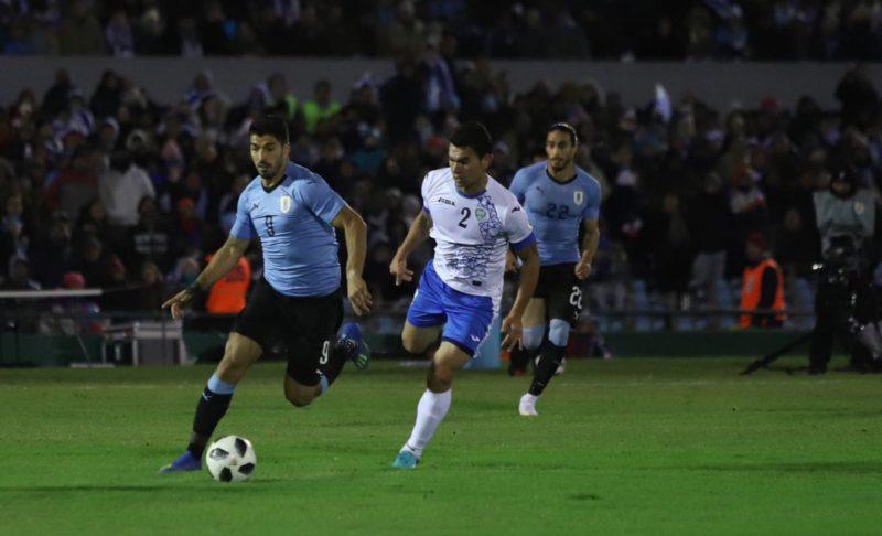 (Audios) El periodista Ariel Giorgi despide en la recta final a Uruguay tras Uzbekistán, y estrena su multimedio Contacto Deportivo Mundial 2018