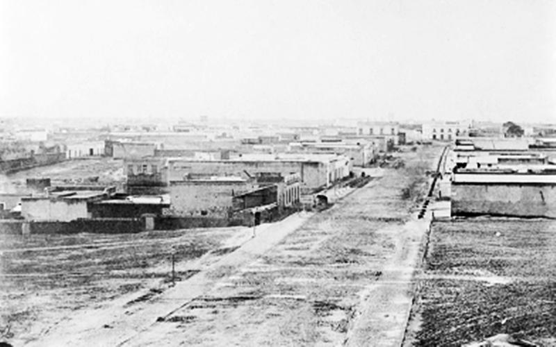 Montevideo antiguo, narrado como nadie por Isidoro De María
