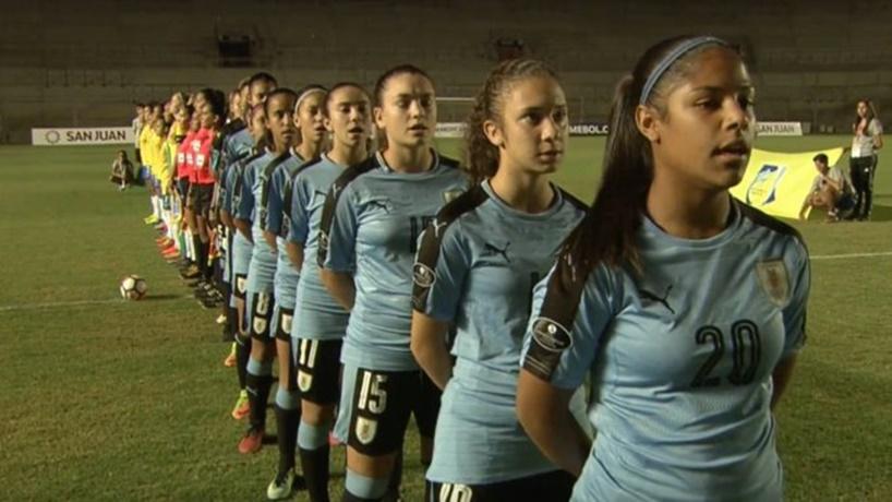 Dos chicas futbolistas de la selecciónSub-17 de Uruguay, fueron detenidas en China por robo en una tienda, y casi provocan un lío diplomático