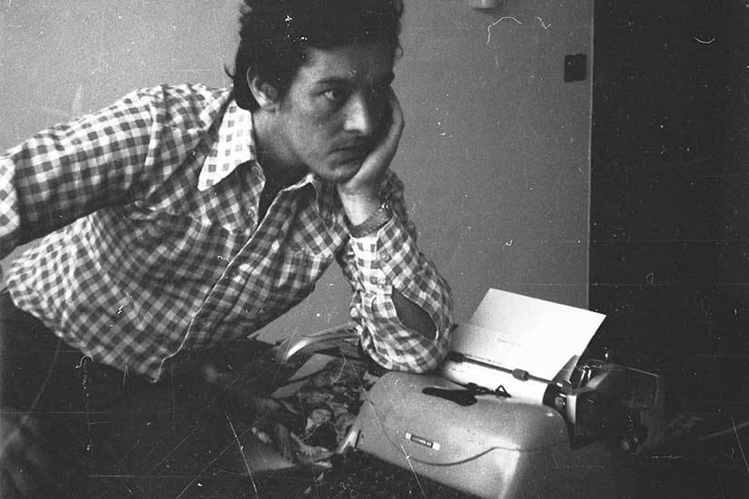 """""""Para hacerse una idea: en una etapa Ramón Mérica, porque le divertía, cubría sociales"""""""