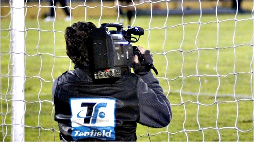 """Ya hay prensa y periodistas deportivos del interior que alaban a Tenfield, titulando: """"Fue el año de la tv"""""""