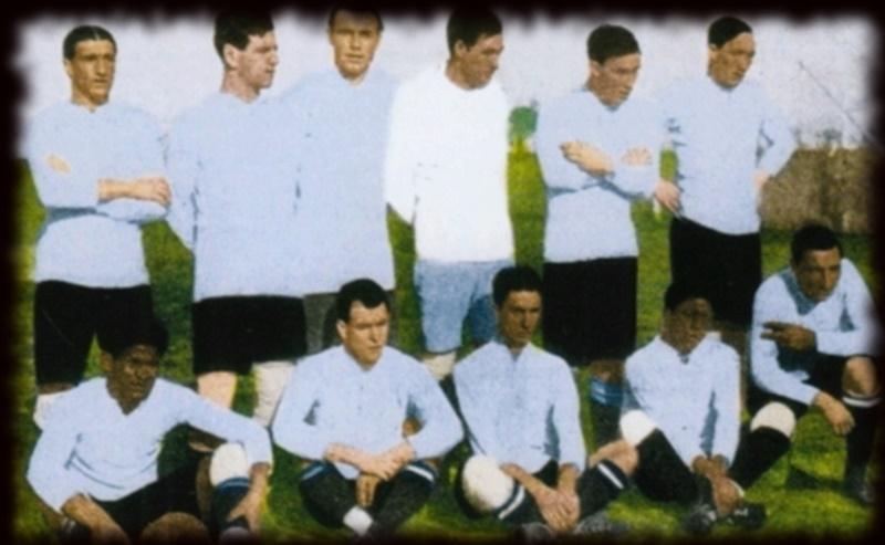 Se cumplieron 102 años de la primera Copa América de selecciones ganada por Uruguay