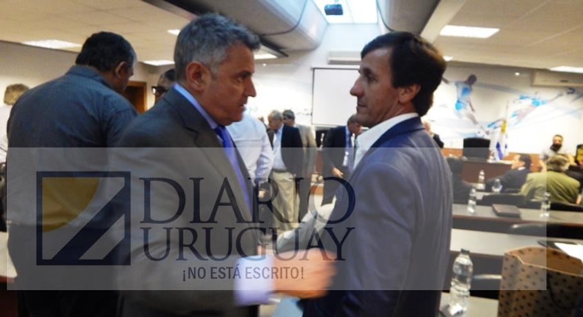 Desesperado intento del presidente de la OFI por votar en la AUF, dio sus frutos: El MEC convocó al presidente Wilmar Valdez