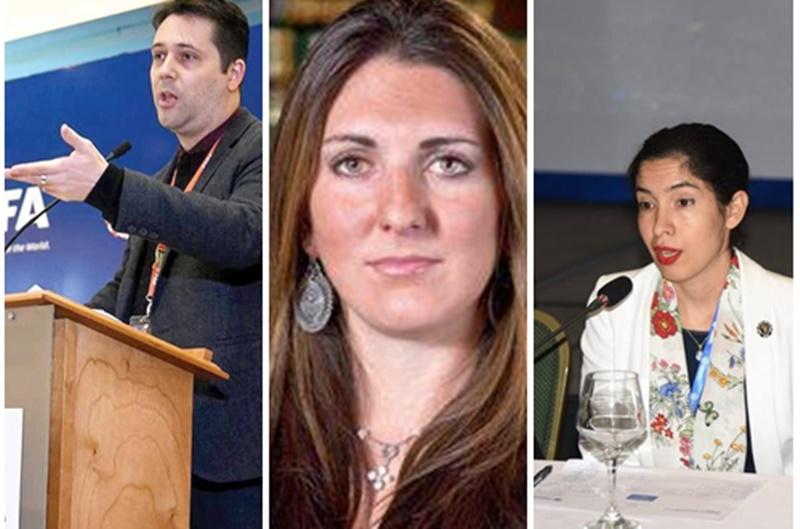 Un repaso de todo lo que sucede en la AUF, para la llegada a Montevideo, de los tres interventores: Monserrat Jimenez, Fátima González y Jair Bertoni